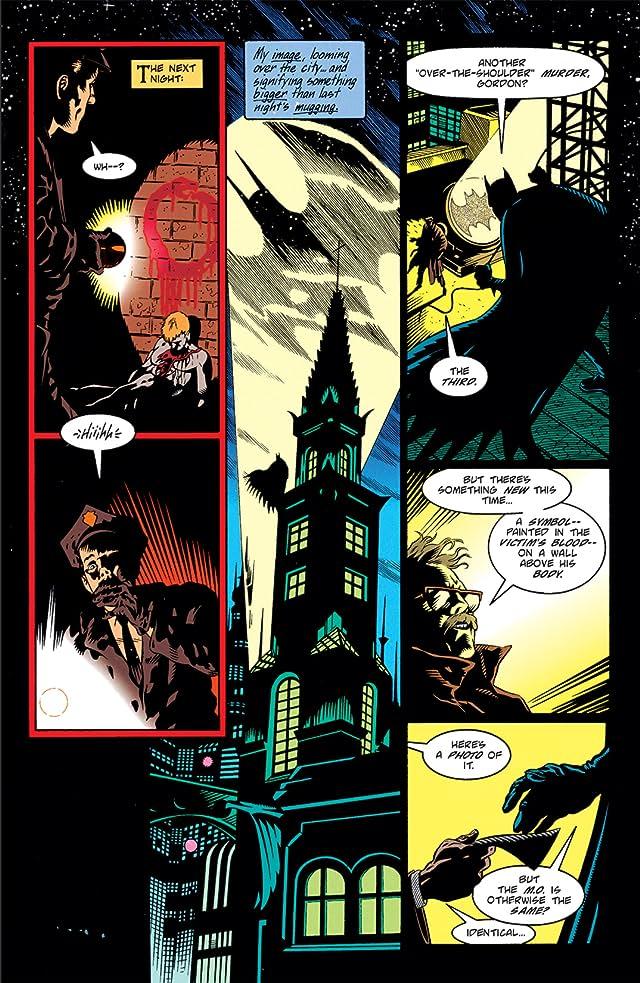 Batman: Legends of the Dark Knight #86