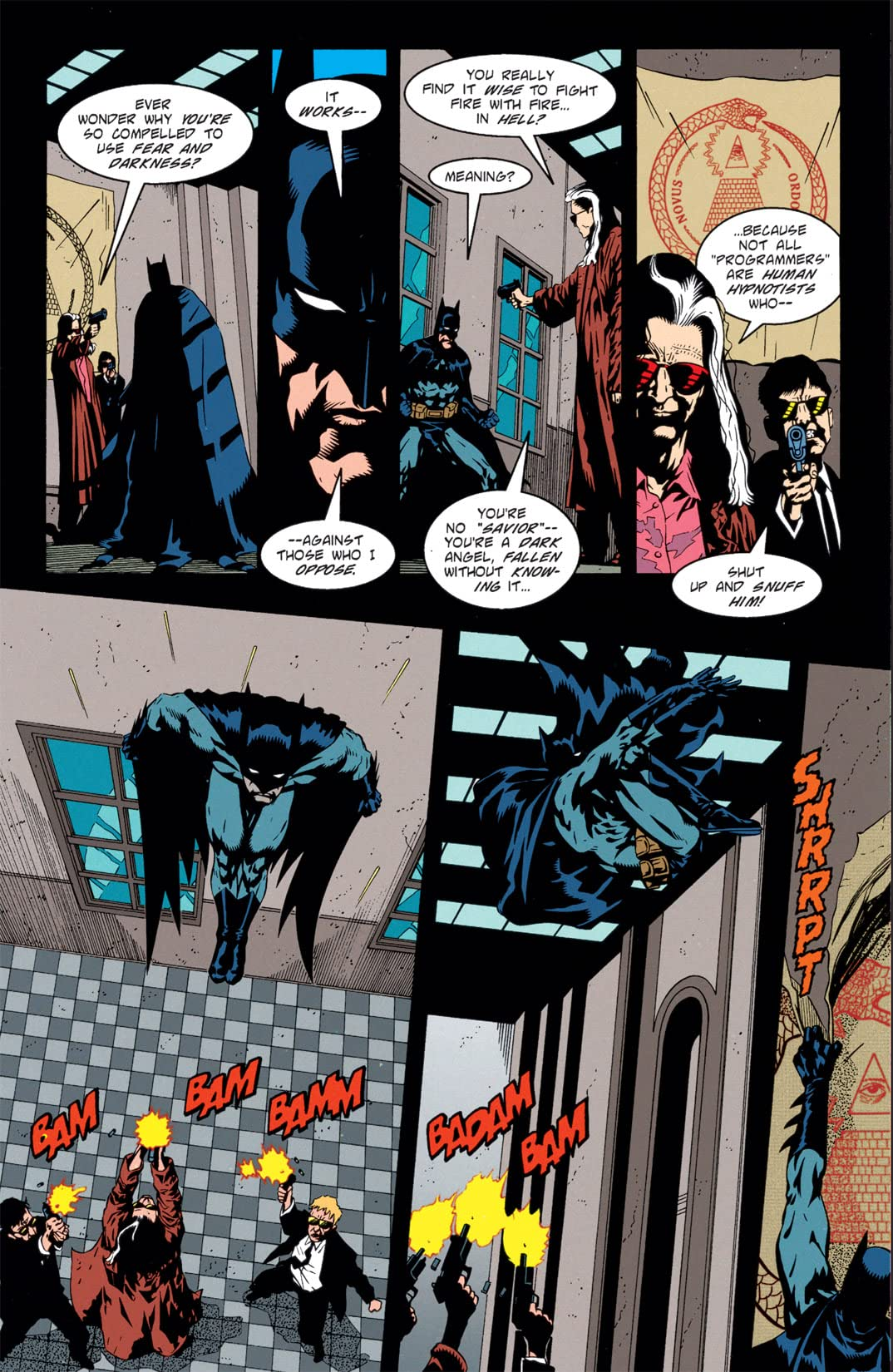 Batman: Legends of the Dark Knight #87