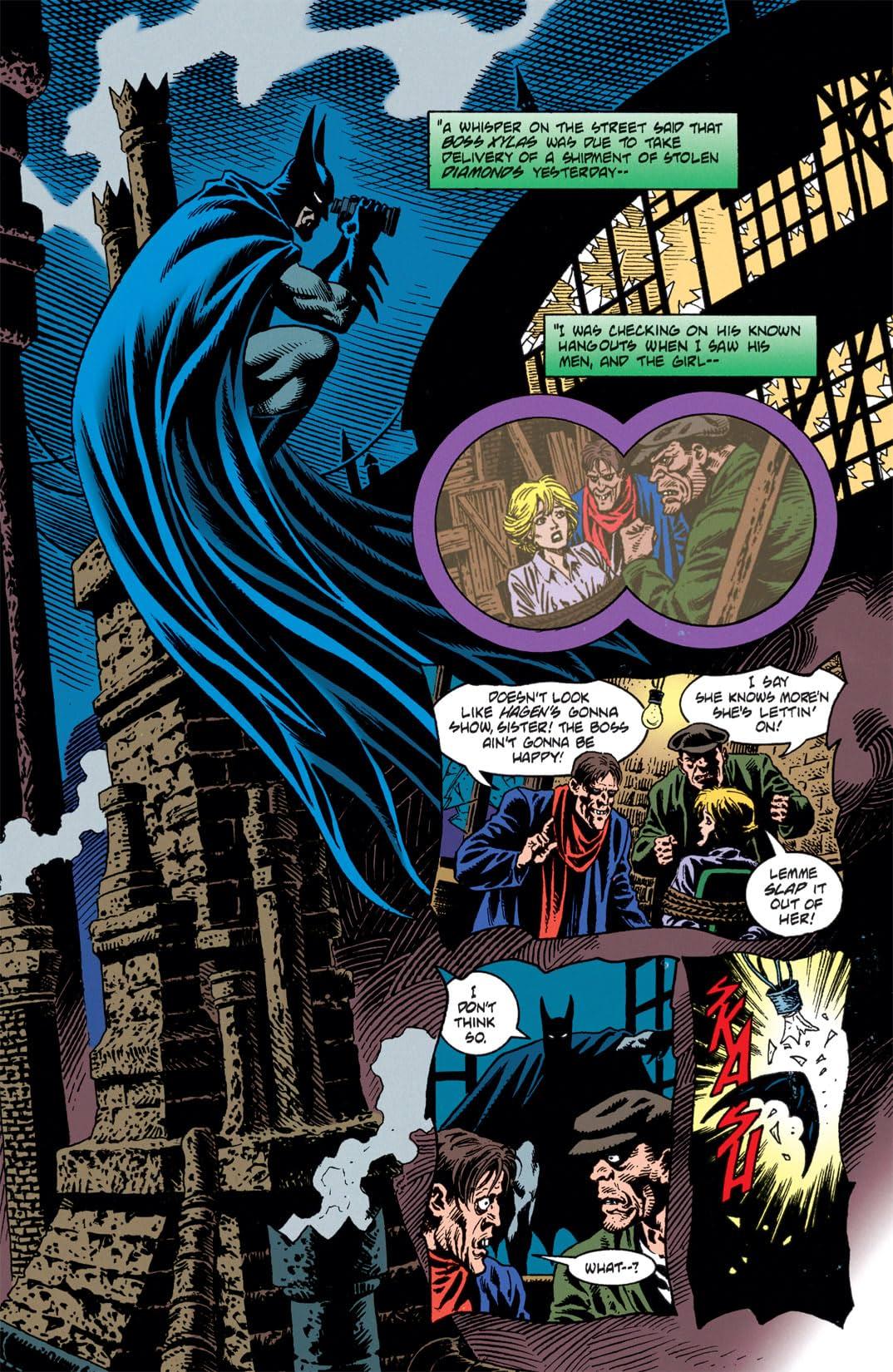 Batman: Legends of the Dark Knight #89