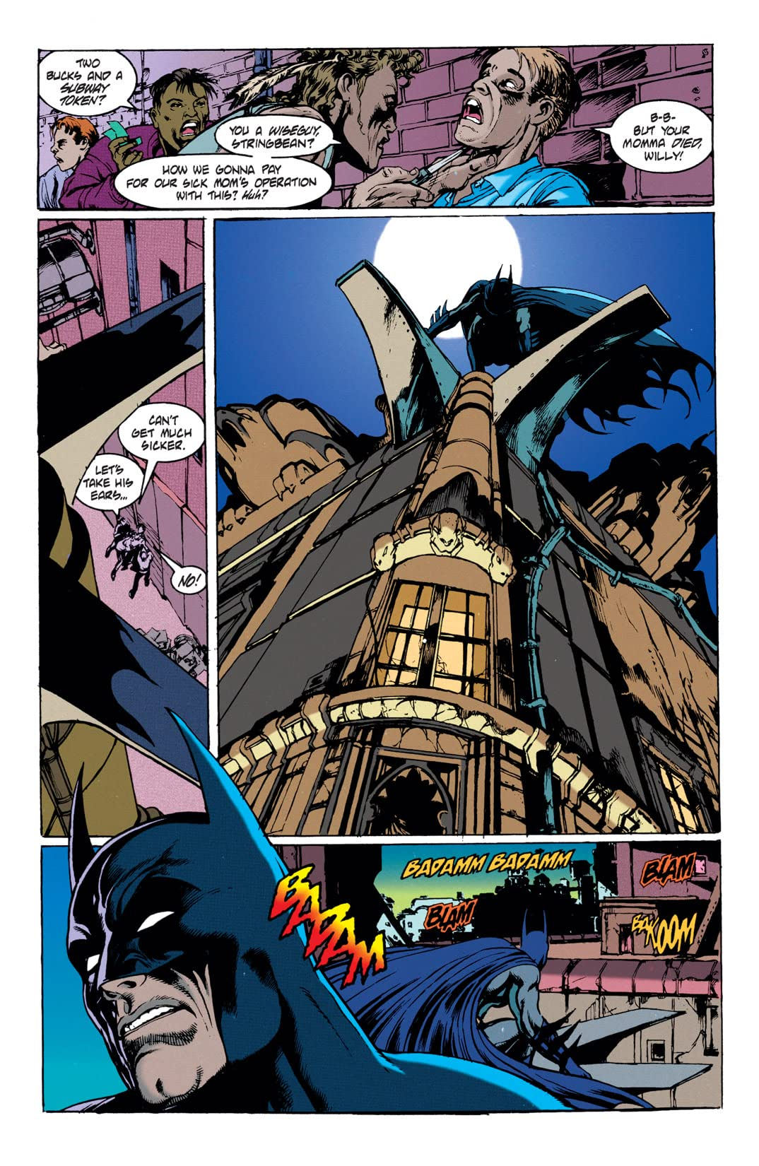 Batman: Legends of the Dark Knight #91