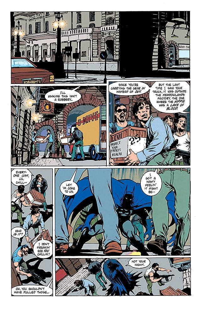 Batman: Legends of the Dark Knight #93