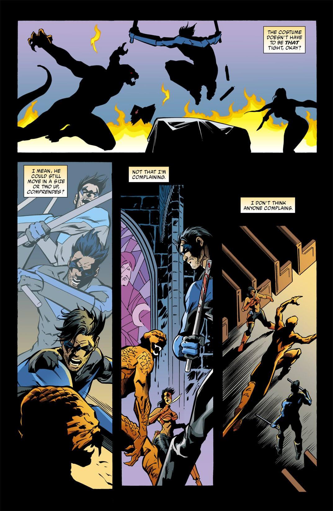 Nightwing (1996-2009) #95