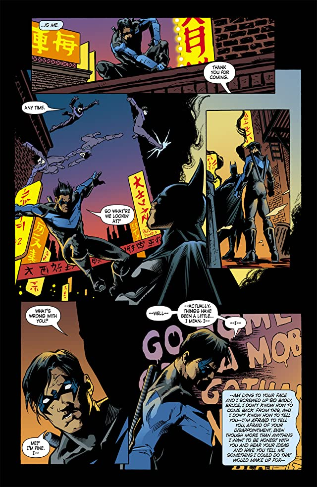 click for super-sized previews of Nightwing (1996-2009) #96