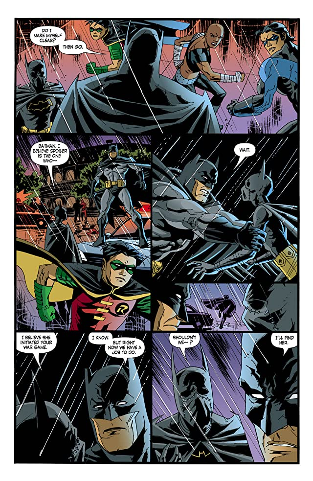 click for super-sized previews of Nightwing (1996-2009) #98