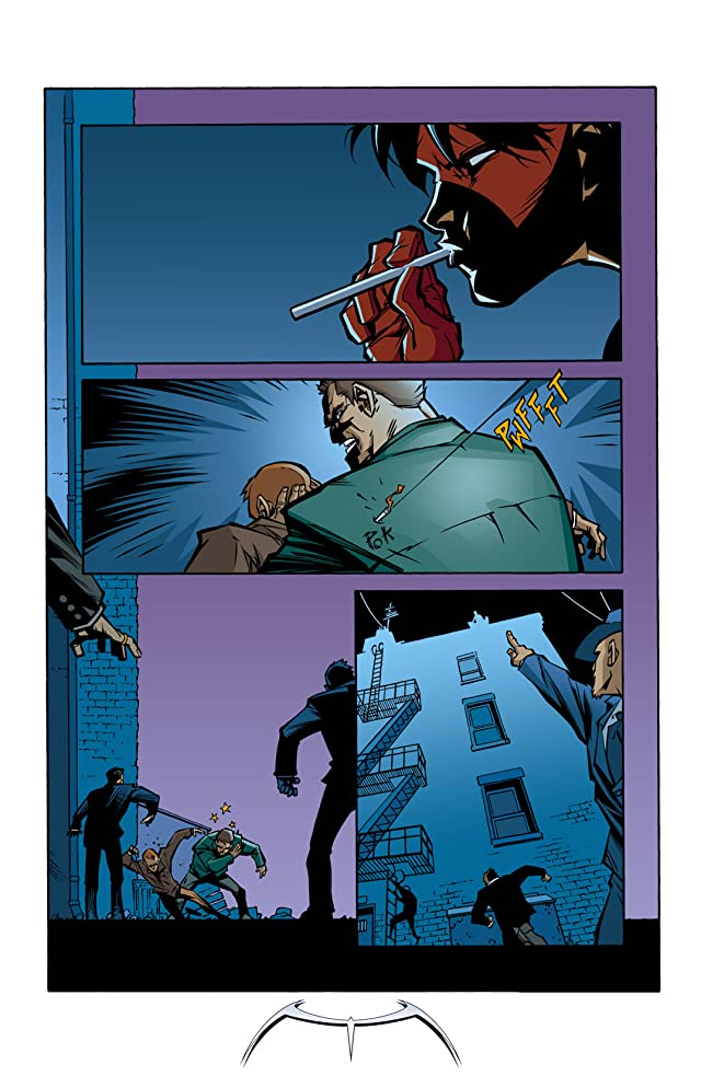 click for super-sized previews of Nightwing (1996-2009) #99