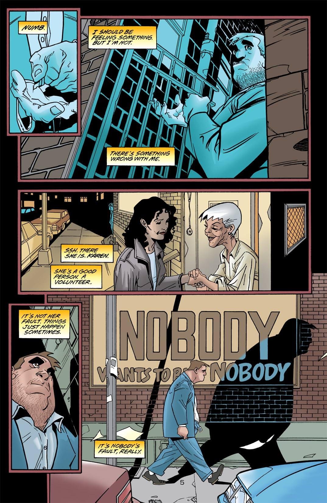 Batgirl (2000-2006) #10