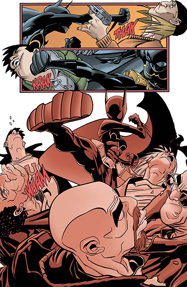click for super-sized previews of Batgirl (2000-2006) #10