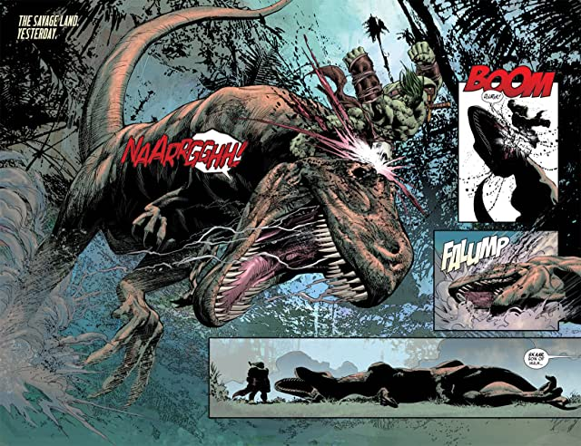 click for super-sized previews of New Avengers (2010-2012) #18