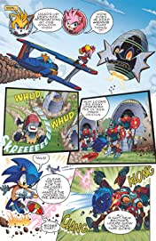 Sonic the Hedgehog #234