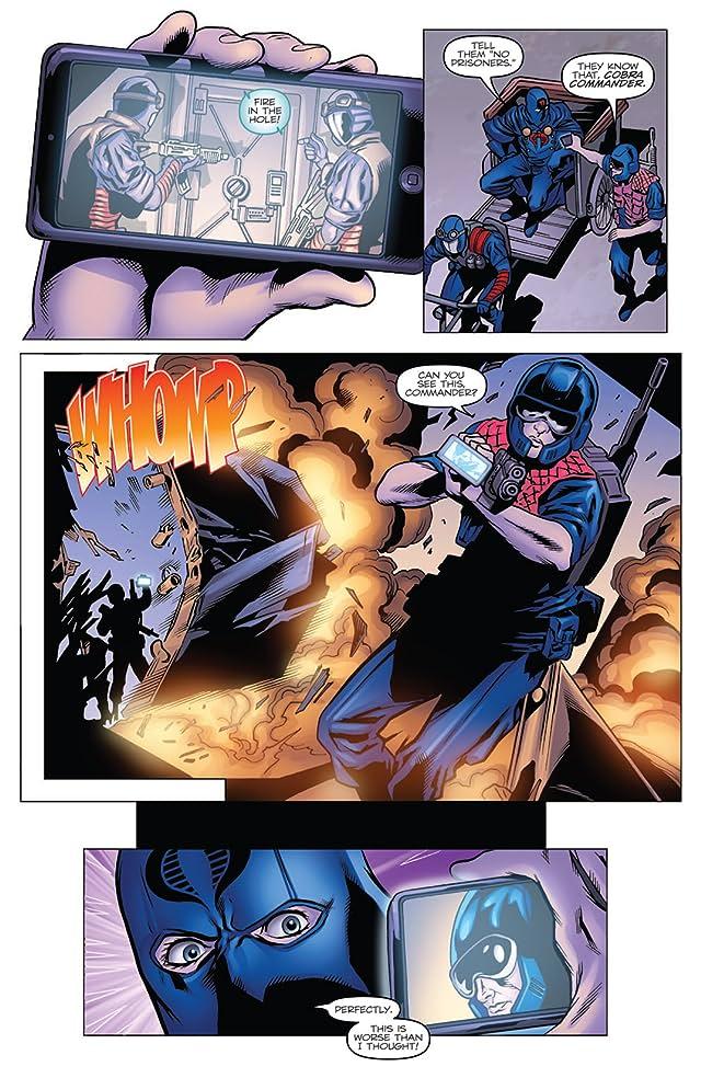 G.I. Joe: A Real American Hero #176