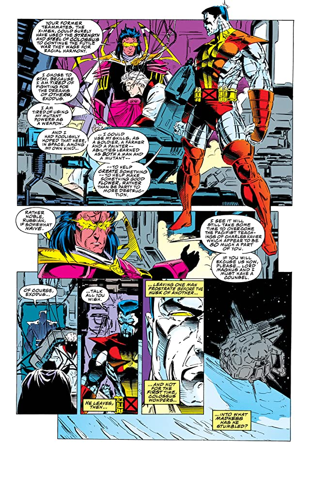 click for super-sized previews of X-Men (1991-2001) #26