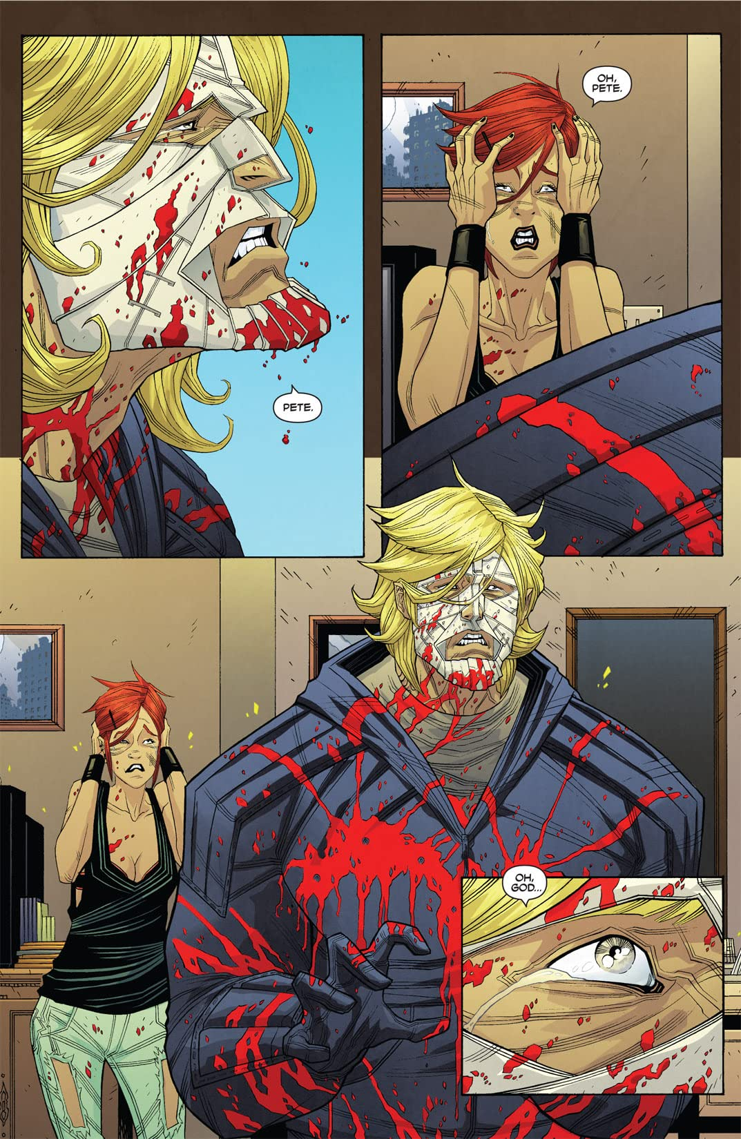 The Strange Talent of Luther Strode #6 (of 6)