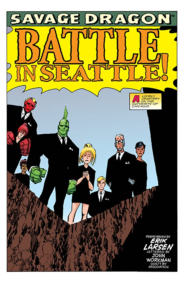 Savage Dragon #135