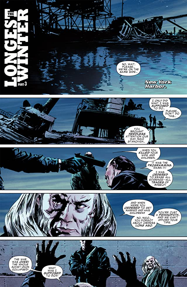 click for super-sized previews of Winter Soldier #3