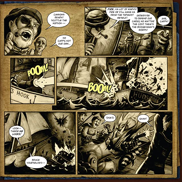 click for super-sized previews of The Stuff of Legend Vol. 3 - A Jester's Tale #1
