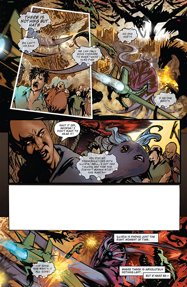click for super-sized previews of Angel: After the Fall #15