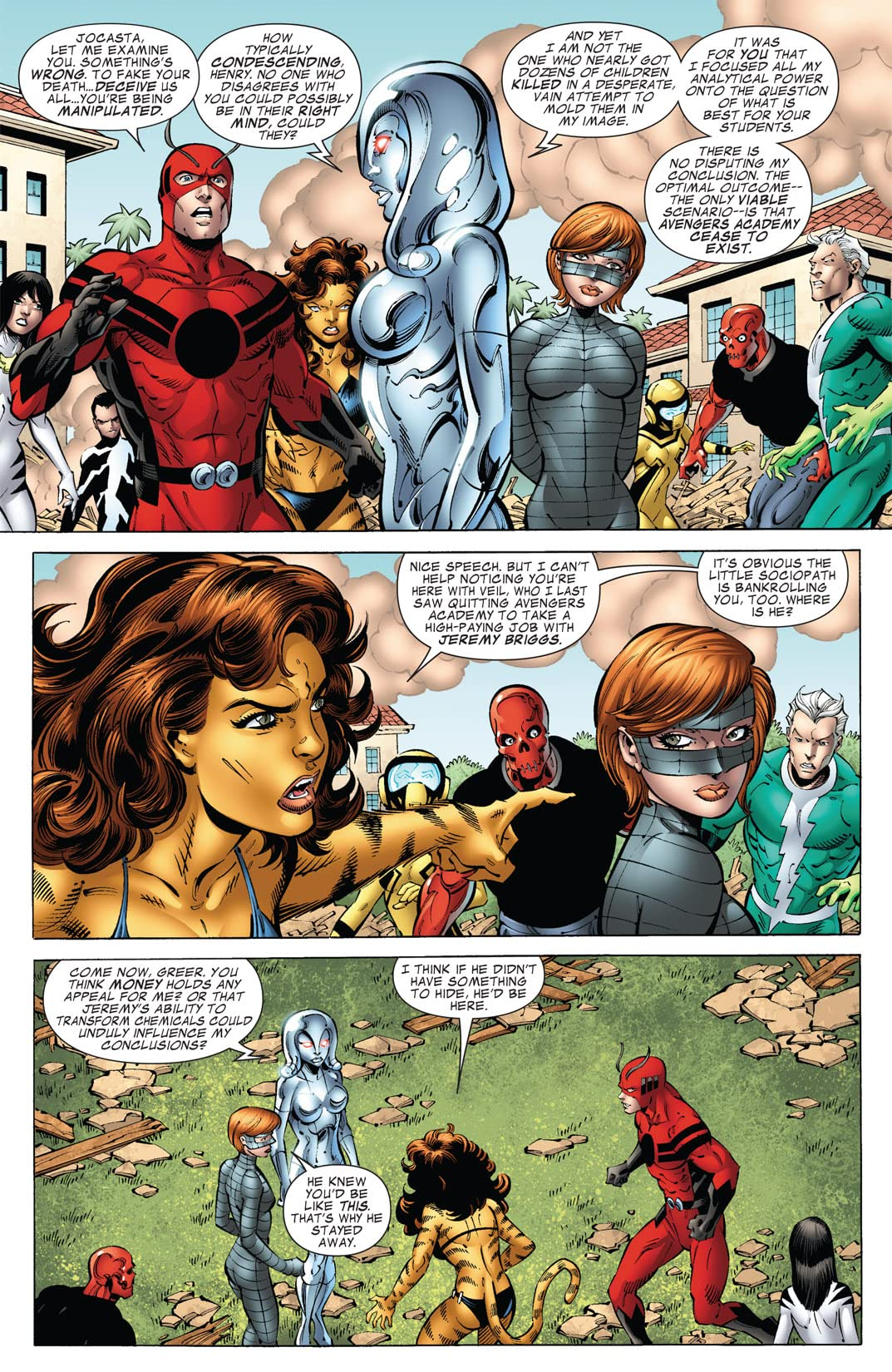 Avengers Academy #26