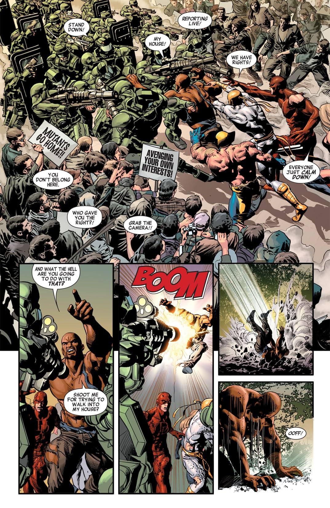 New Avengers (2010-2012) #22
