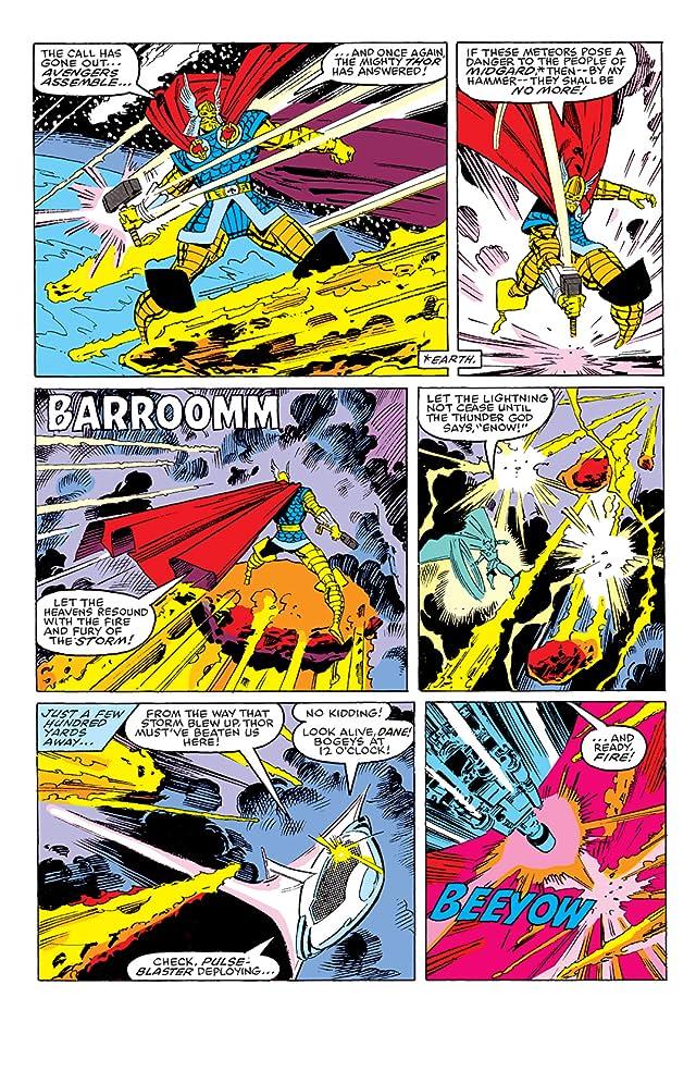 X-Men vs. Avengers #1