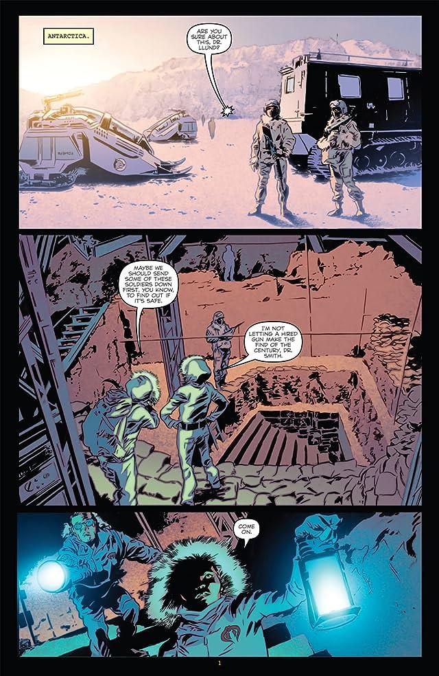 Infestation 2: G.I. Joe #1 (of 2)