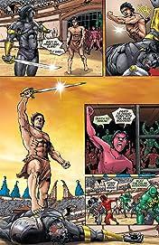 Warlord of Mars #16