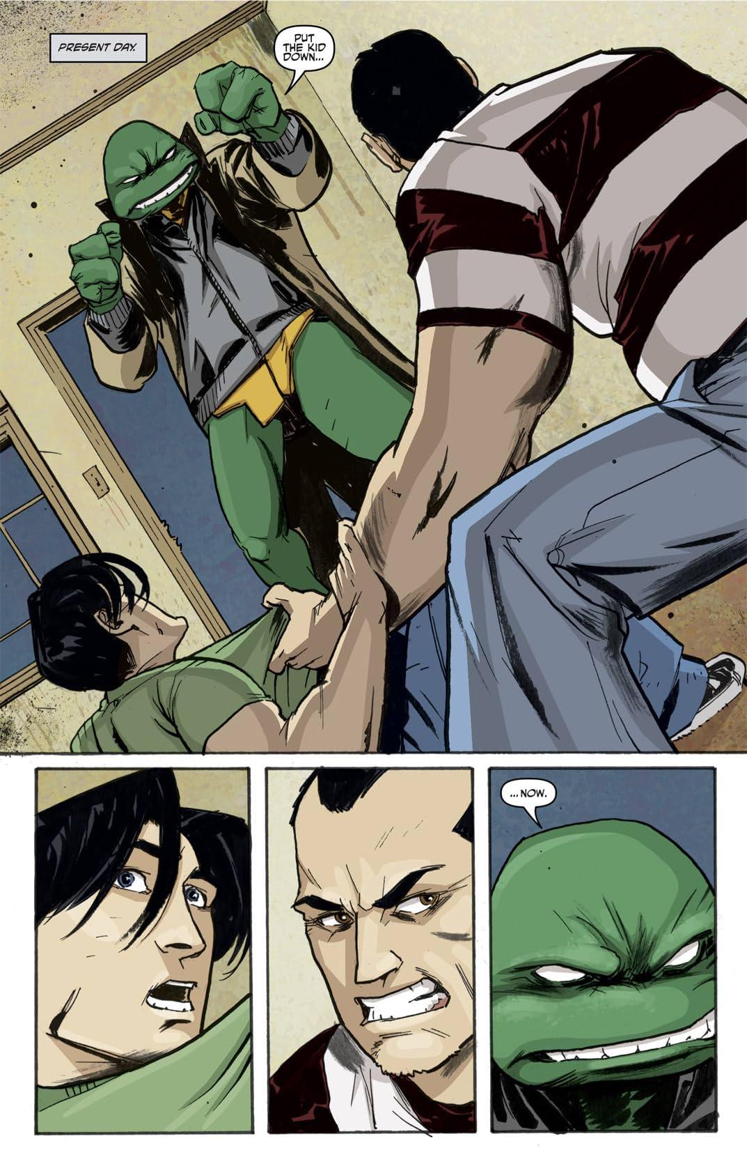 Teenage Mutant Ninja Turtles #2