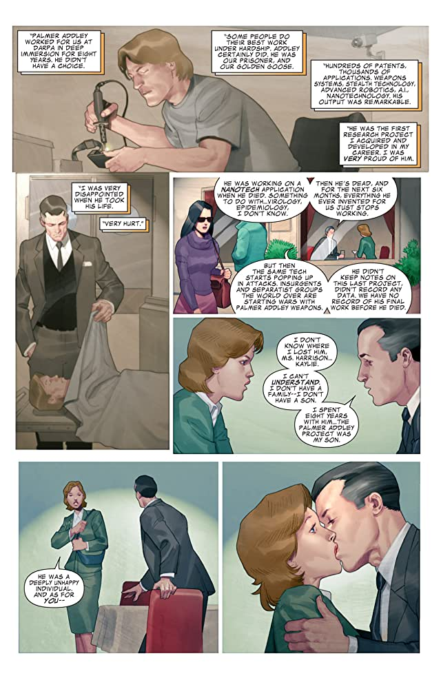 click for super-sized previews of Iron Man 2.0 #10