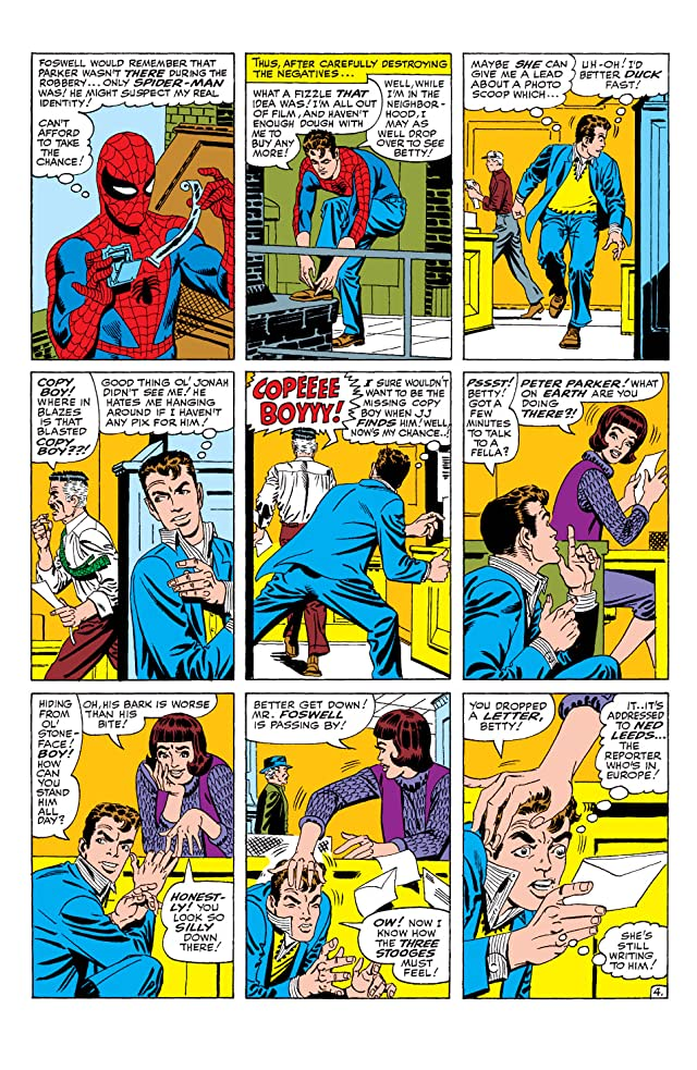 click for super-sized previews of Amazing Spider-Man (1963-1998) #24