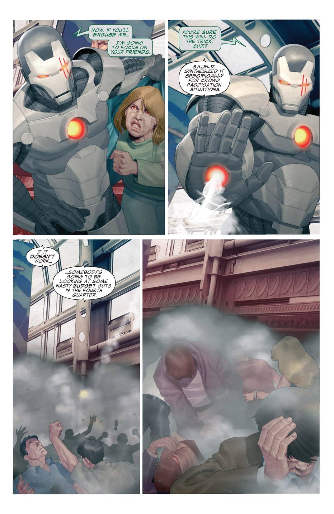 Iron Man 2.0 #11