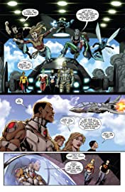 Teen Titans (2003-2011) #83