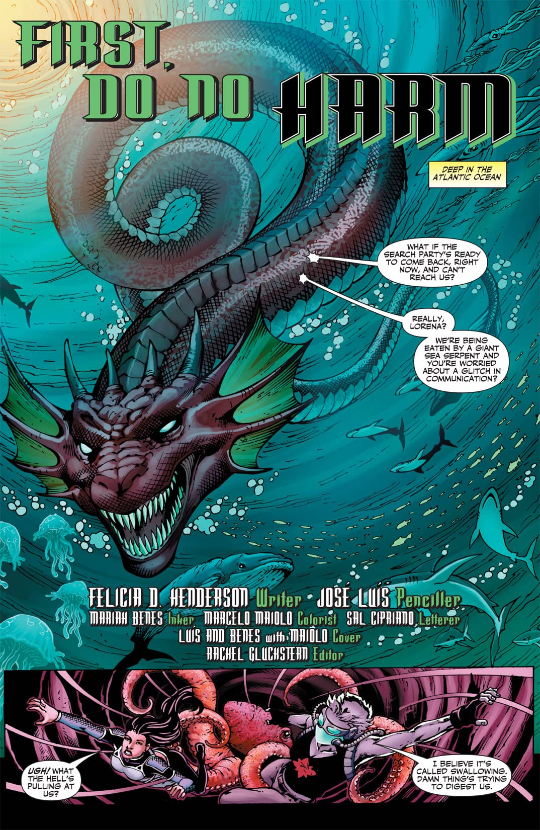 Teen Titans (2003-2011) #85