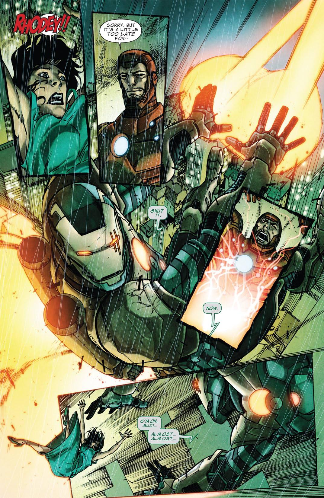 Iron Man 2.0 #12