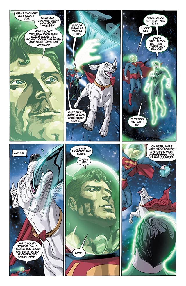 click for super-sized previews of Superman (1939-2011) #677