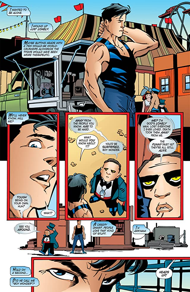 click for super-sized previews of Nightwing (1996-2009) #103