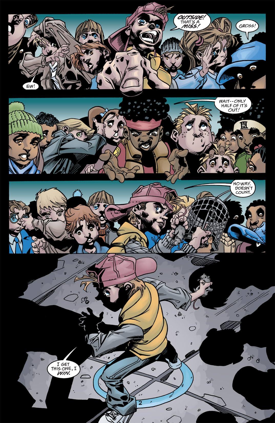 Batgirl (2000-2006) #16