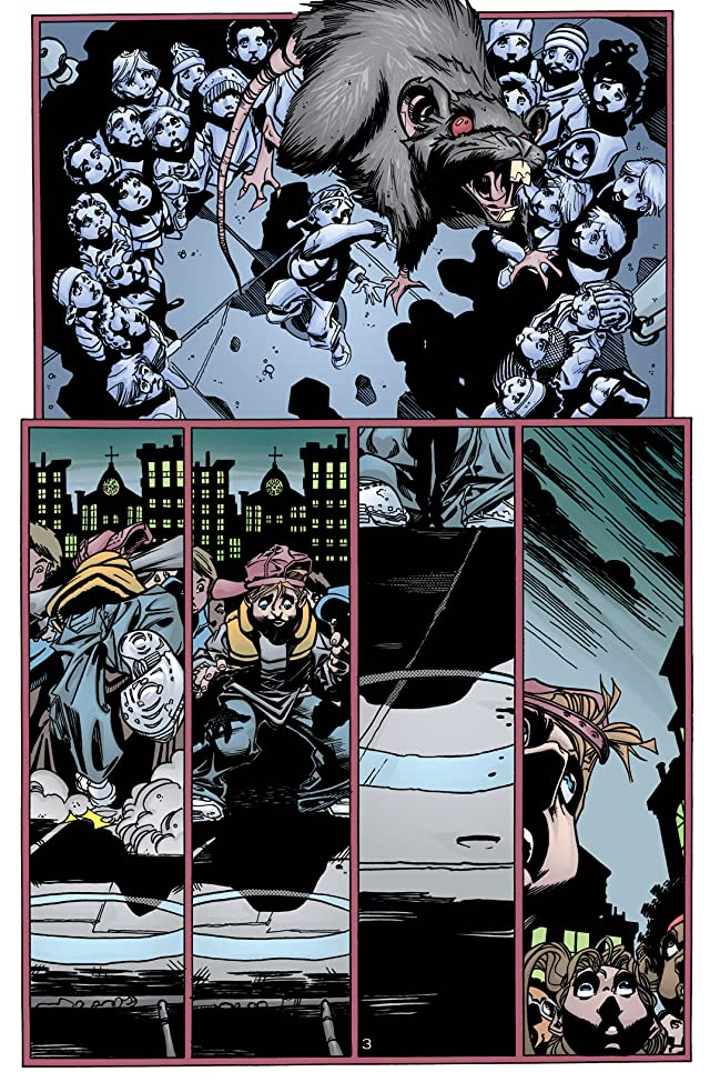 click for super-sized previews of Batgirl (2000-2006) #16