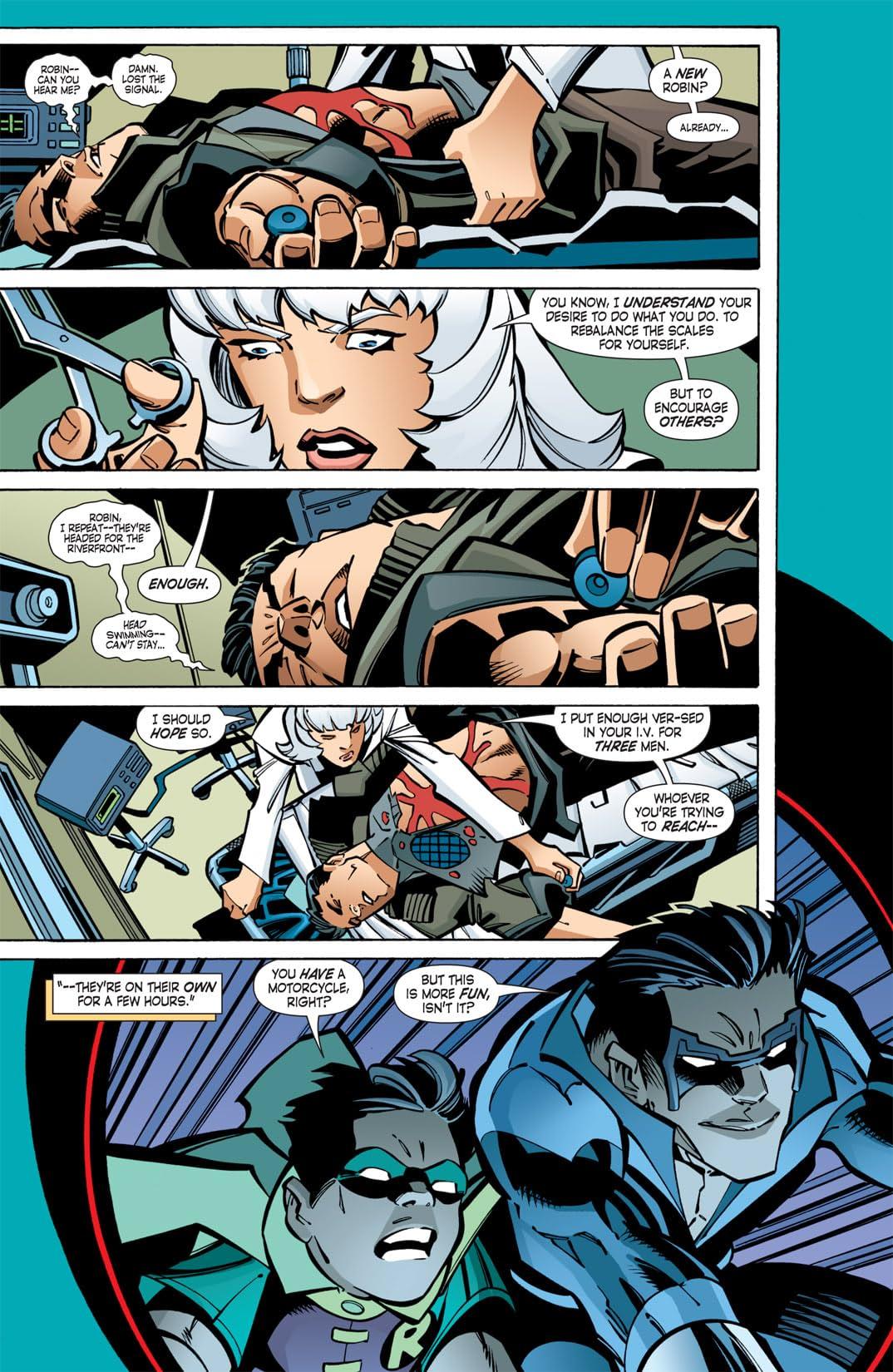 Nightwing (1996-2009) #106
