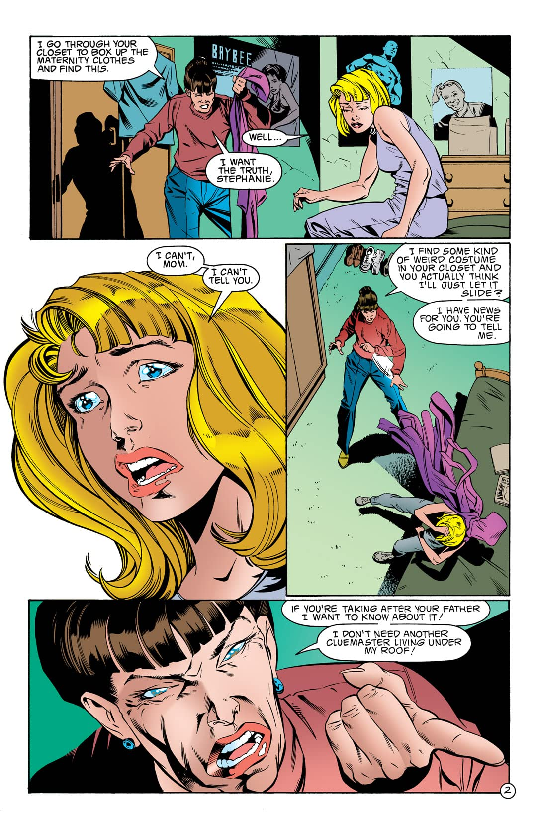 Robin (1993-2009) #69