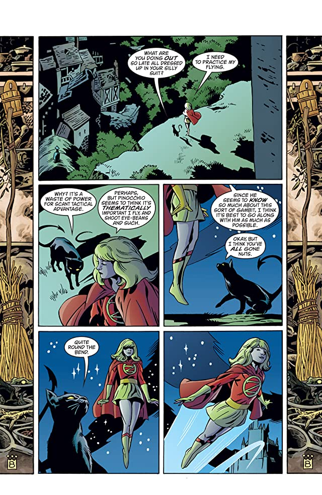 click for super-sized previews of Fables #105