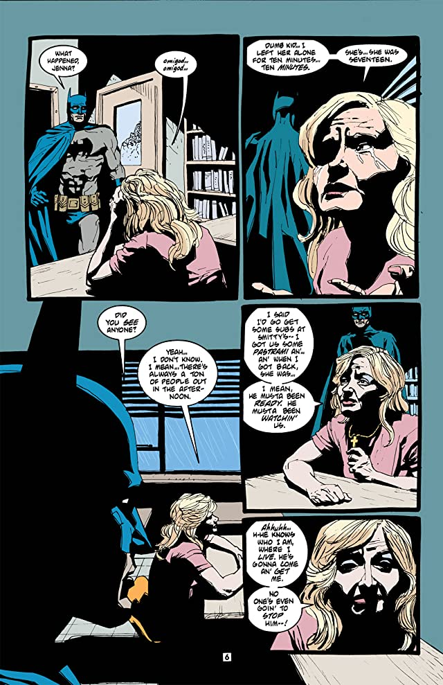 Batman: Legends of the Dark Knight #99