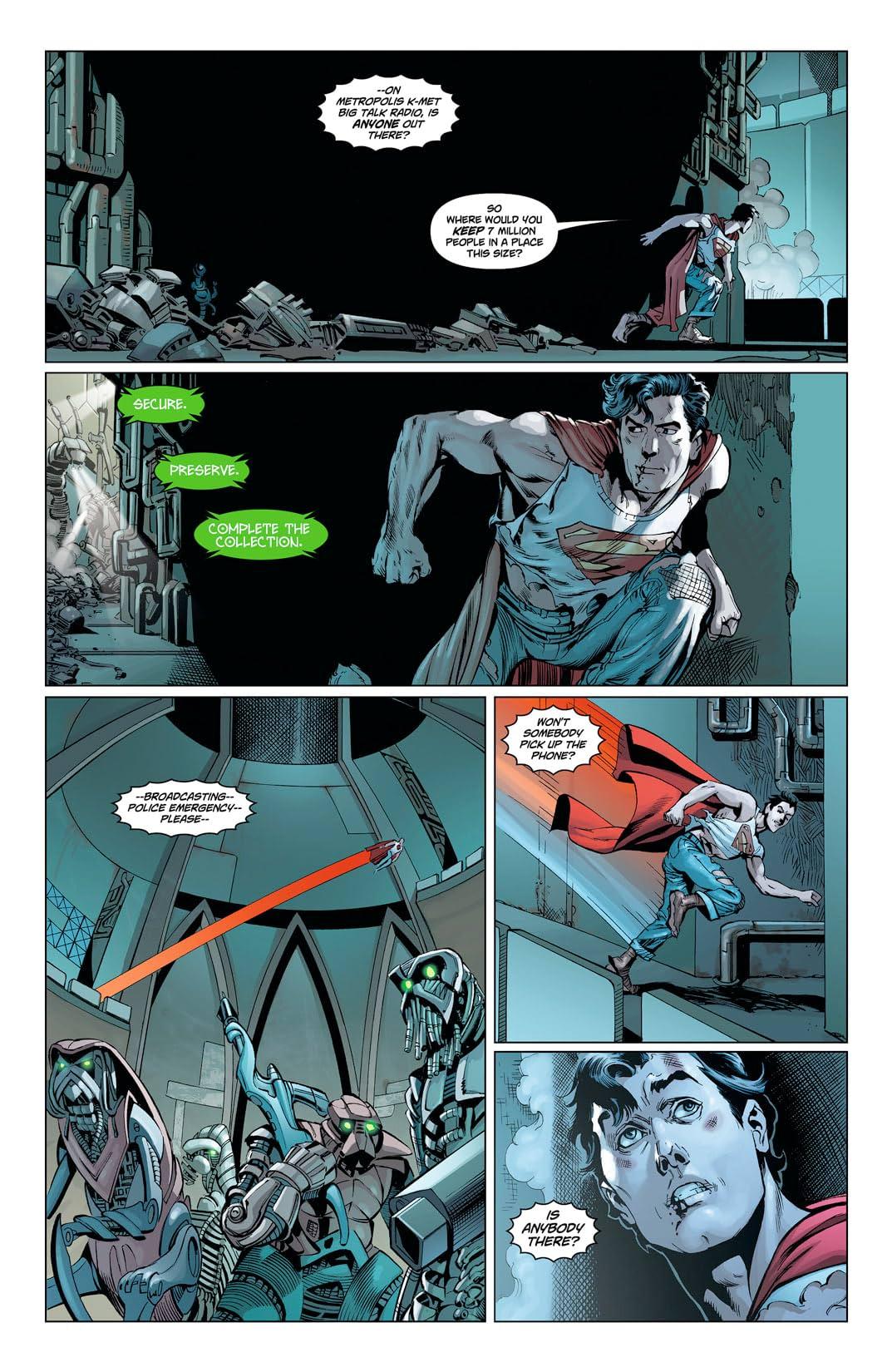 Action Comics (2011-) #7