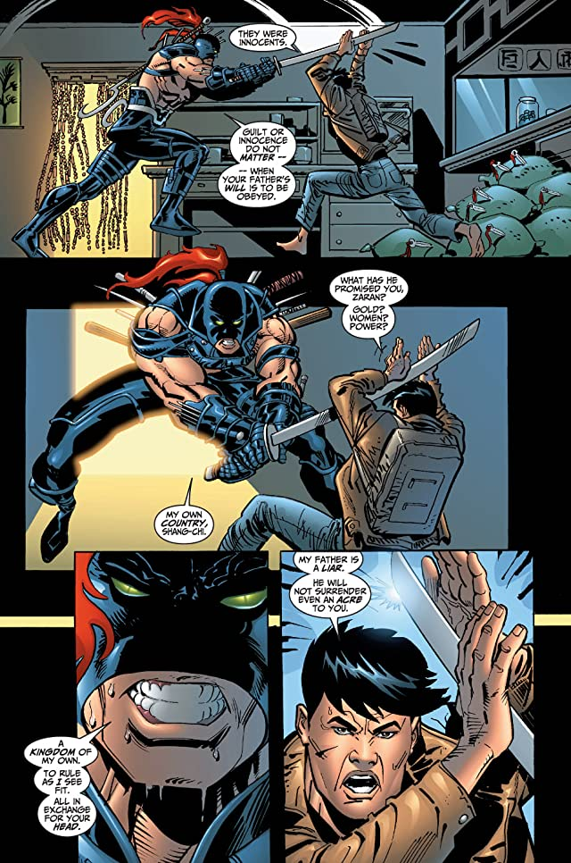 click for super-sized previews of Marvel Knights #6