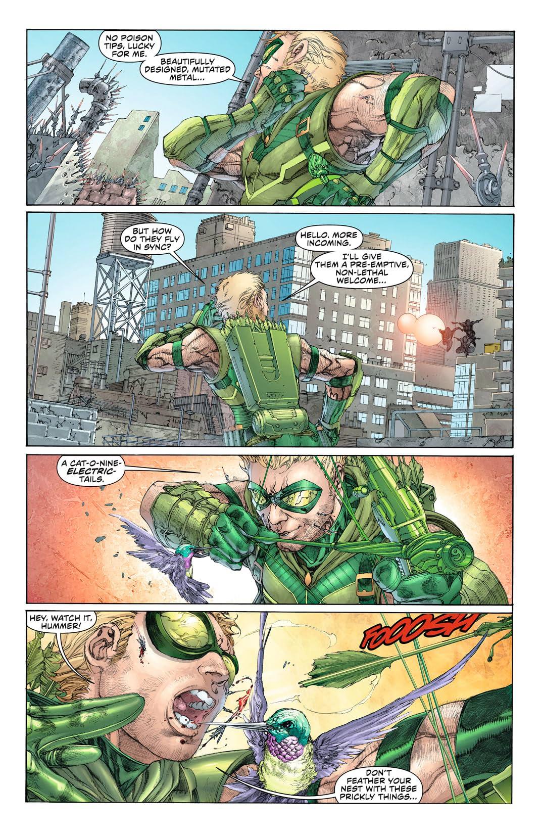 Green Arrow (2011-2016) #7