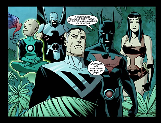 Justice League Beyond (2012-2013) #3