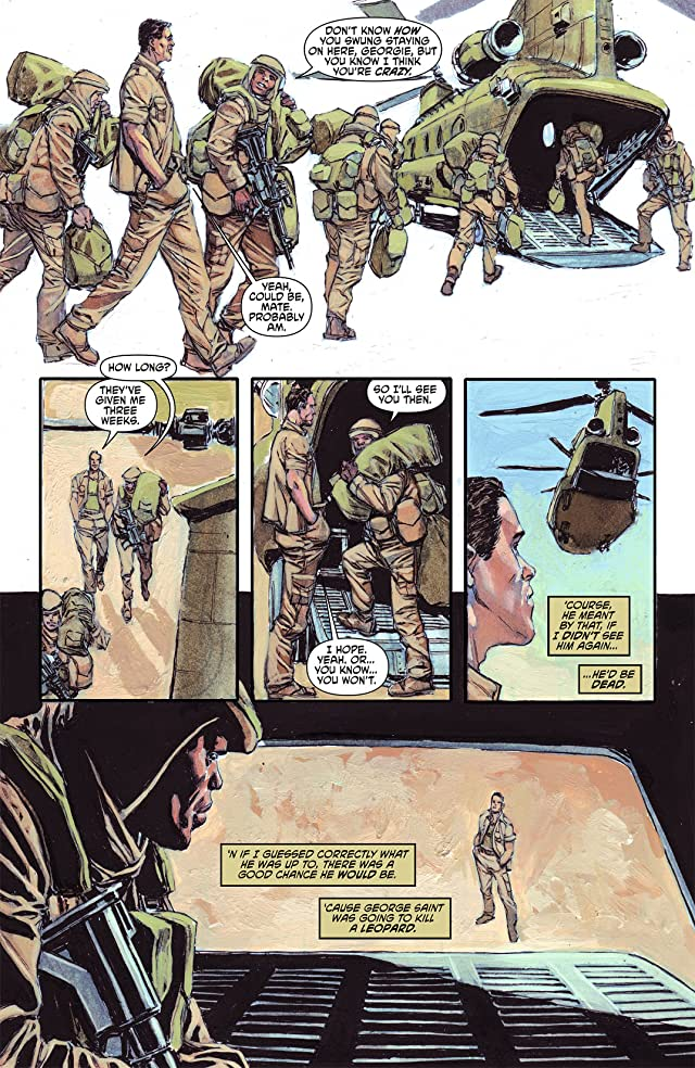 click for super-sized previews of Men of War (2011-2012) #7