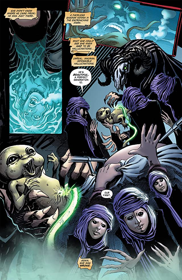click for super-sized previews of Night Force (2012) #1 (of 6)