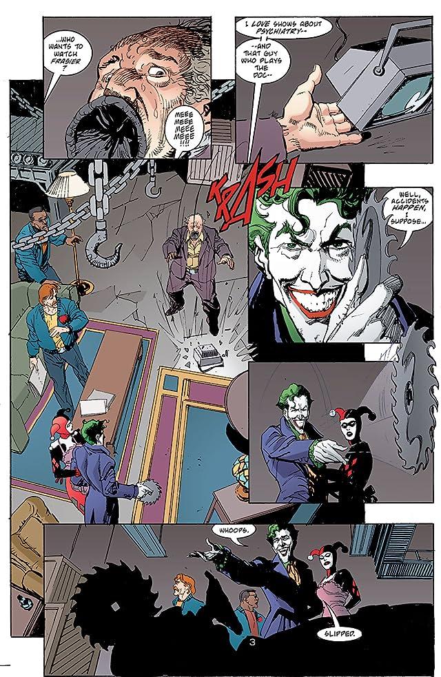 Batman: Shadow of the Bat #93