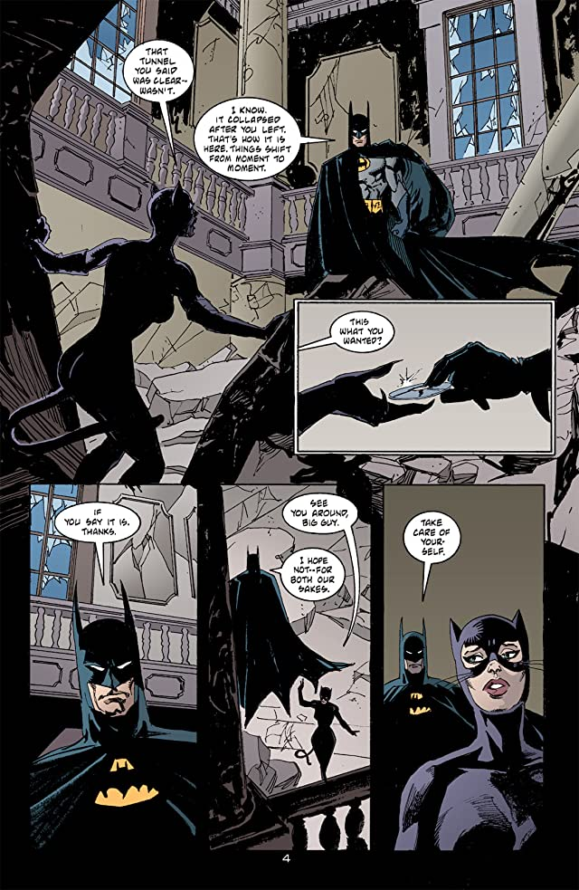 click for super-sized previews of Batman: Shadow of the Bat #93