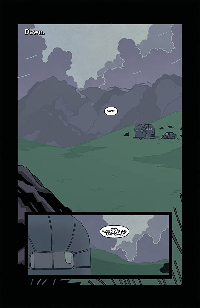Supernatural (2011-2012) #6 (of 6)