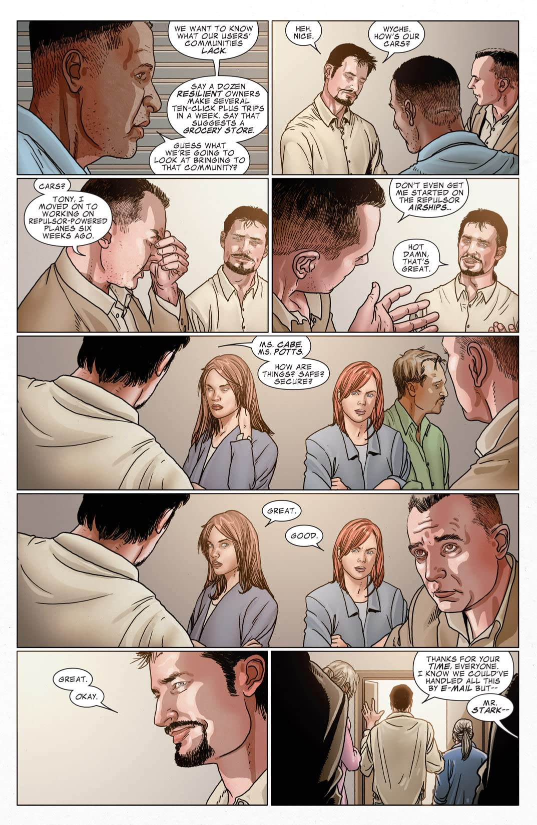 Invincible Iron Man (2008-2012) #511